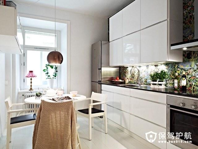 开放式厨房设计,相比传统厨房有哪些优点?