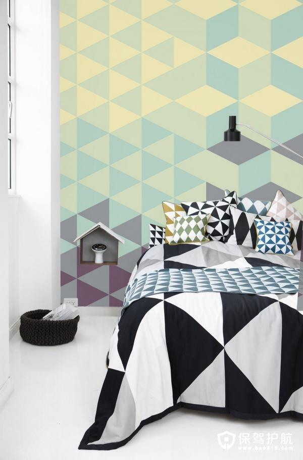 【干货】教你如何挑选卧室壁纸颜色