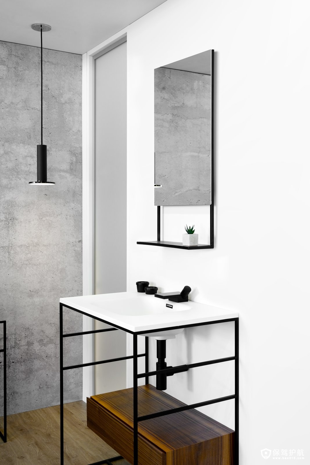 5个时尚的浴室水槽,即使是最小的空间也能容纳
