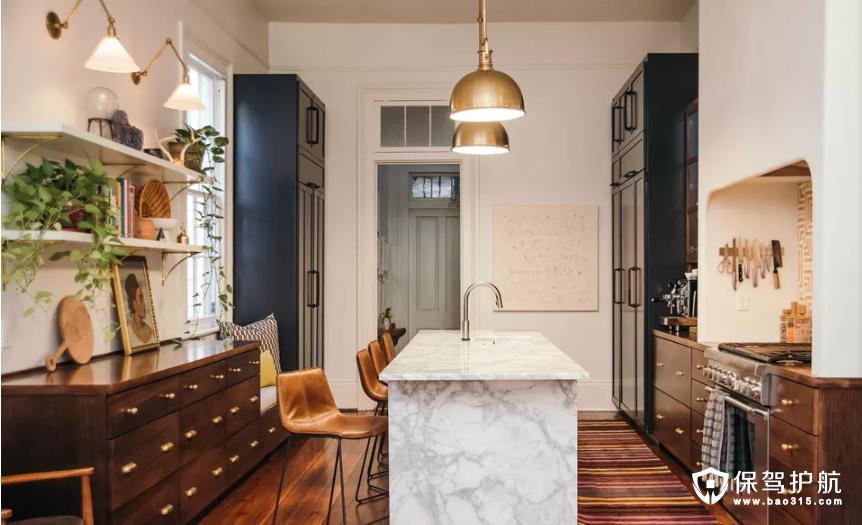 2018年5个最佳厨房设计趋势值得一试