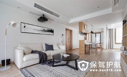 日式小户型家装设计,家以外的地方,皆是远方.