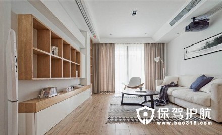 日式小戶型家裝設計,家以外的地方,皆是遠方.....