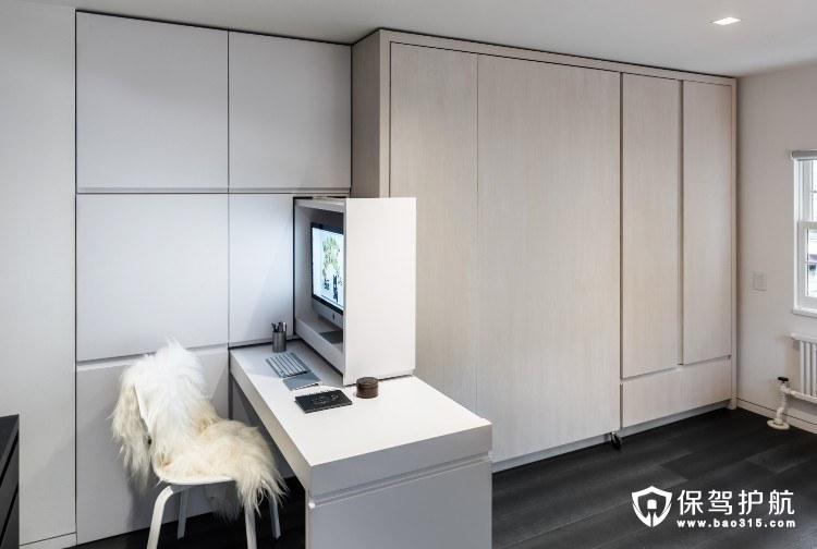 【设计】这里有拥有其巧妙设计的超小型公寓装修(下)