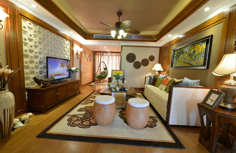 静谧雅致的东南亚风格