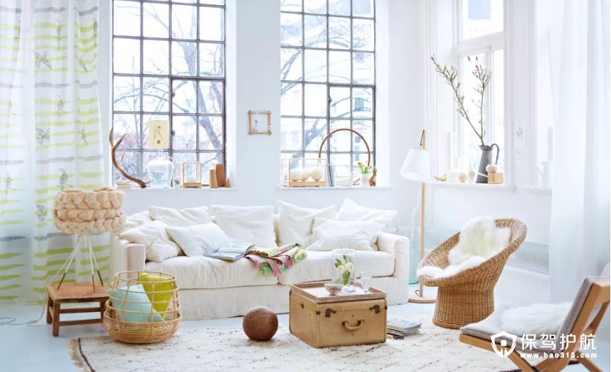 【赏析】你还在为小客厅装修找不到灵感吗?来看看这些小客厅装修效果图
