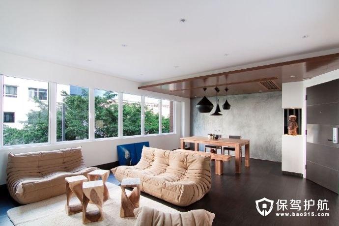 小户型家装设计,榨干每一寸可利用空间