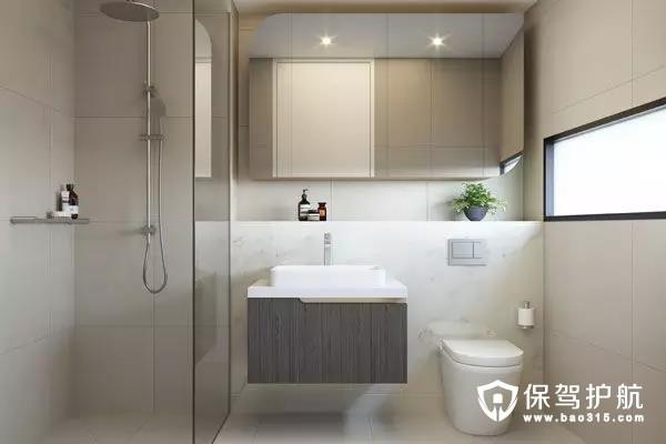 【设计】卫生间淋浴房装不装?
