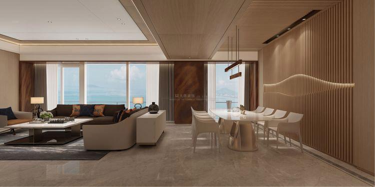 亚洲十大豪宅  恒禾七尚 打造海岸线的设计艺术
