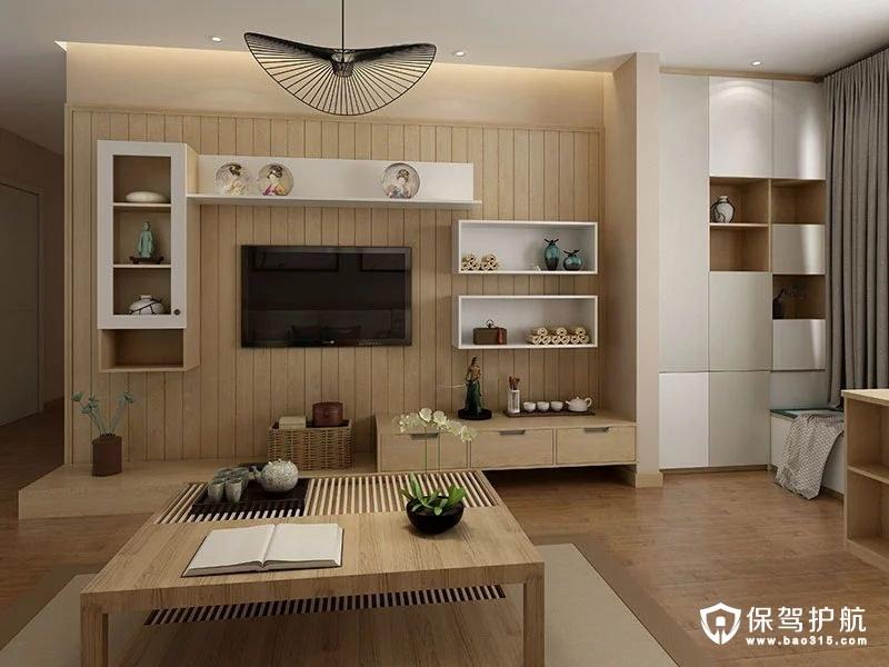 【设计】几个元素教你打造日式风格装修,享禅意生活