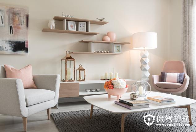 【家具】看一眼就让你沦陷的北欧风格家具,治愈你的心