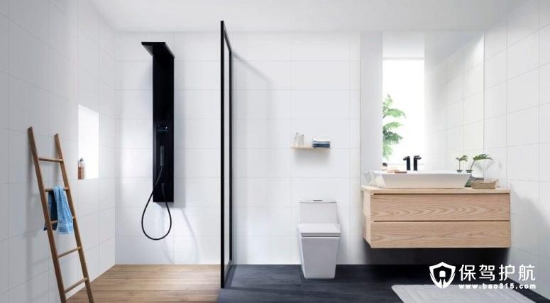 北欧风卫浴系列,你想要吗?
