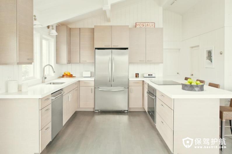小厨房这样设计,使厨房更大!