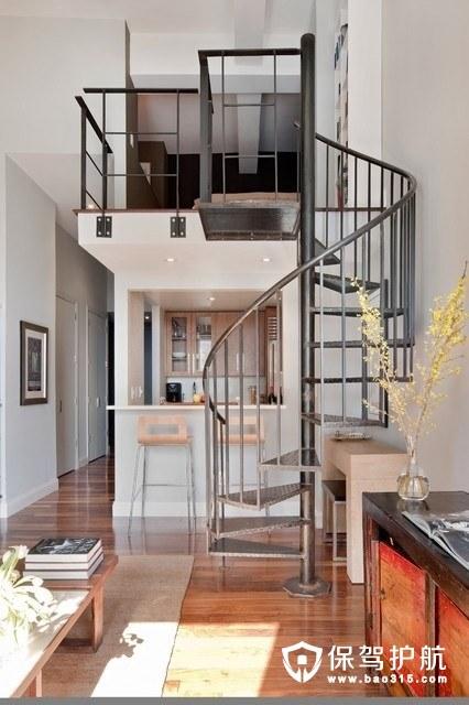 情侣的家应该怎么布置?超适合情侣居住的loft小公寓