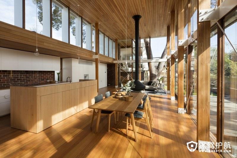 550㎡别墅装修,像长在大自然里一般!