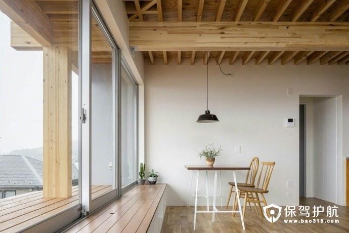 日式風格的loft裝修,有這樣的房子還怕找不著對象?