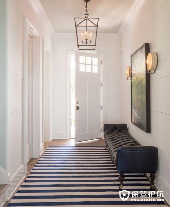 玄关设计的太平淡?这么做分分钟让你家的颜值上升几个level!