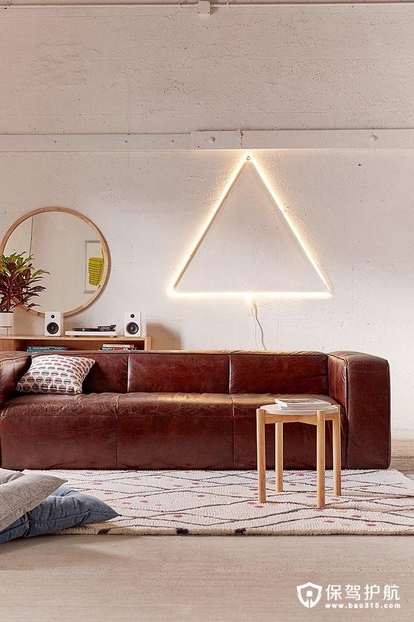 【沙发设计】生活是自己的,快来选一张集实用美貌于一身的客厅沙发吧!