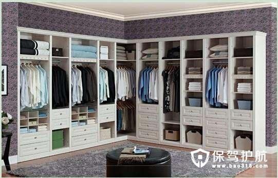 衣柜用什么材料好以及衣柜选购注意事项