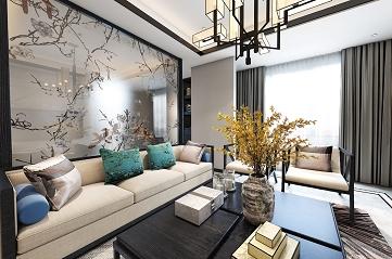 有陳设计——金城豪庭2-1701