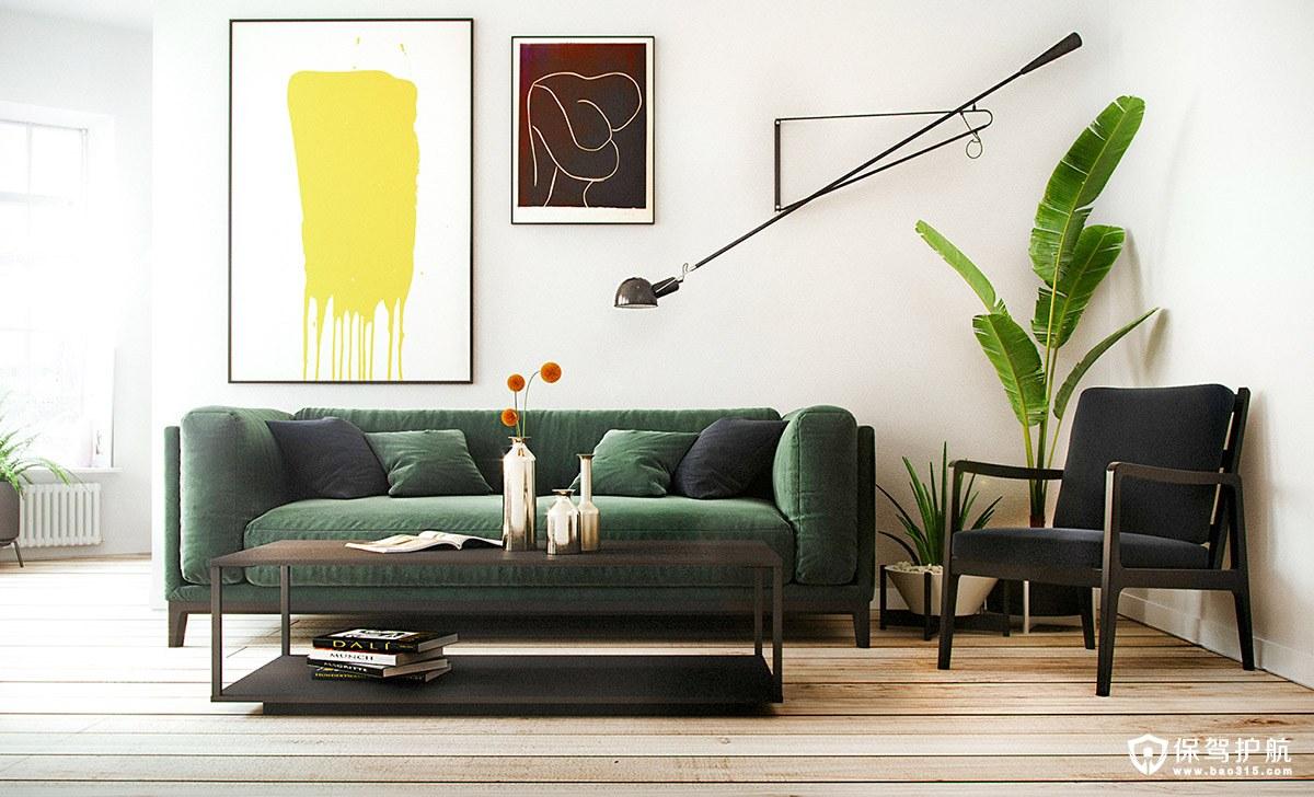 3套小户型装修案例,采用玻璃墙分隔 极致简约美!