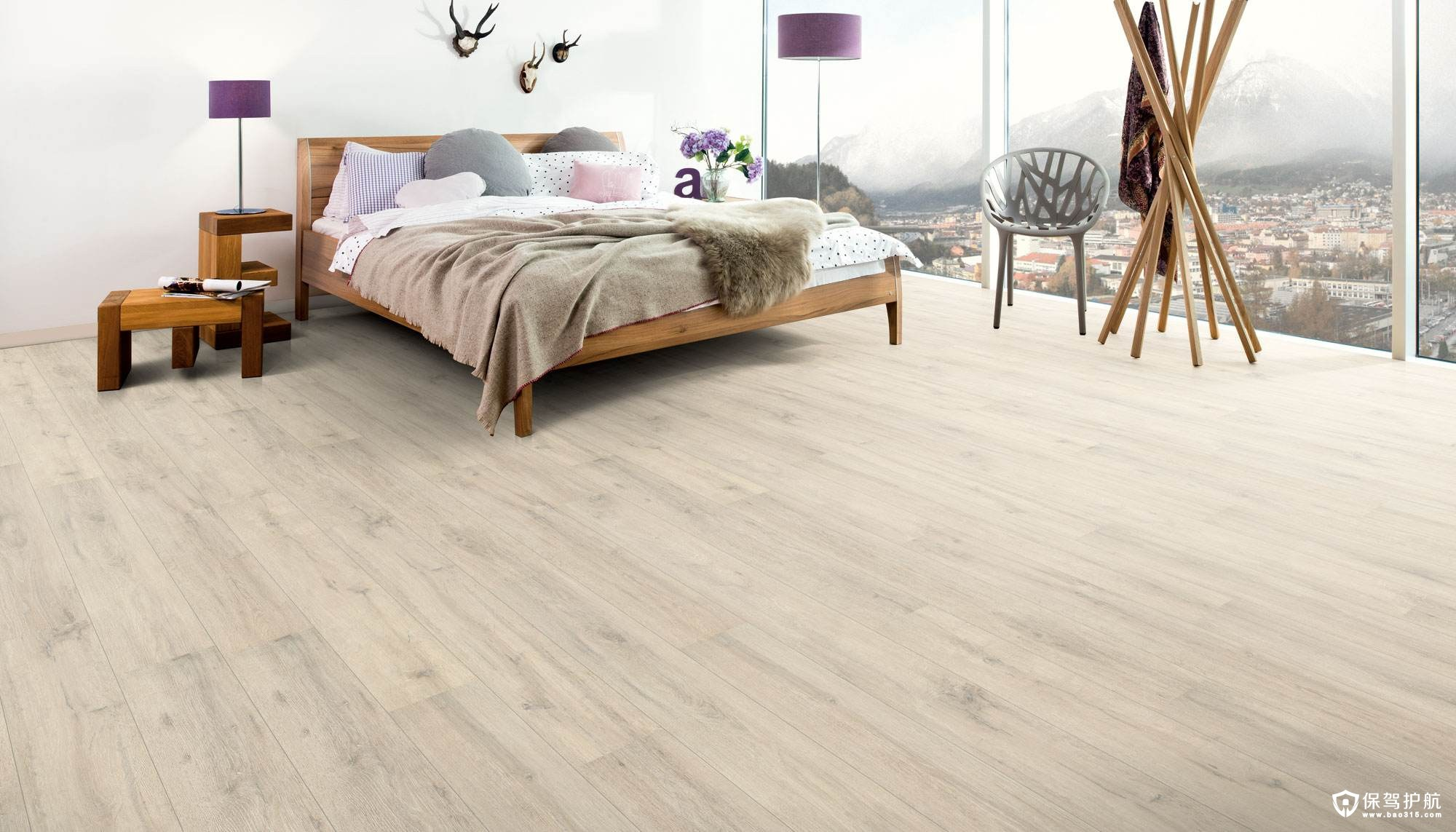 地板都有什么颜色?房间地板选什么颜色好?
