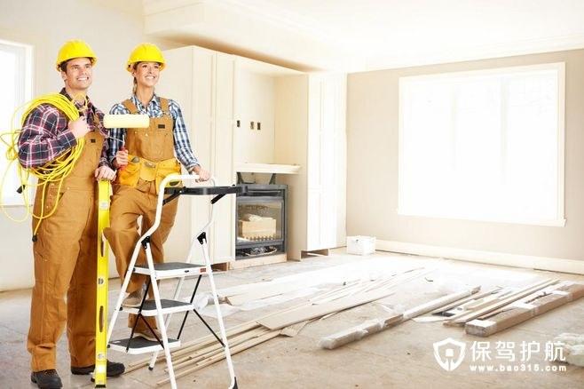 客厅装修流程
