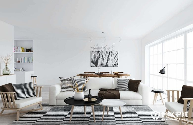 客厅的沙发最佳朝向,沙发风水解析