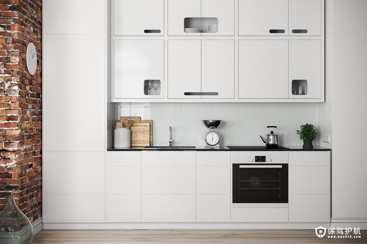【设计】厨房装修 20个现代简约风格的厨房装修,让你拥有超级时尚的烹饪氛围(一)