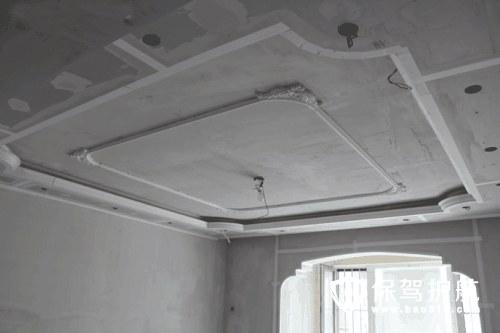 吊顶龙骨有哪些材料?客厅轻钢龙骨吊顶好不好?