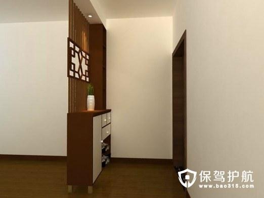 鞋柜对着大门好不好?鞋柜正对大门如?#20301;?#35299;