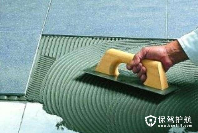 怎样贴瓷砖才又快又好?教你贴砖的技巧!