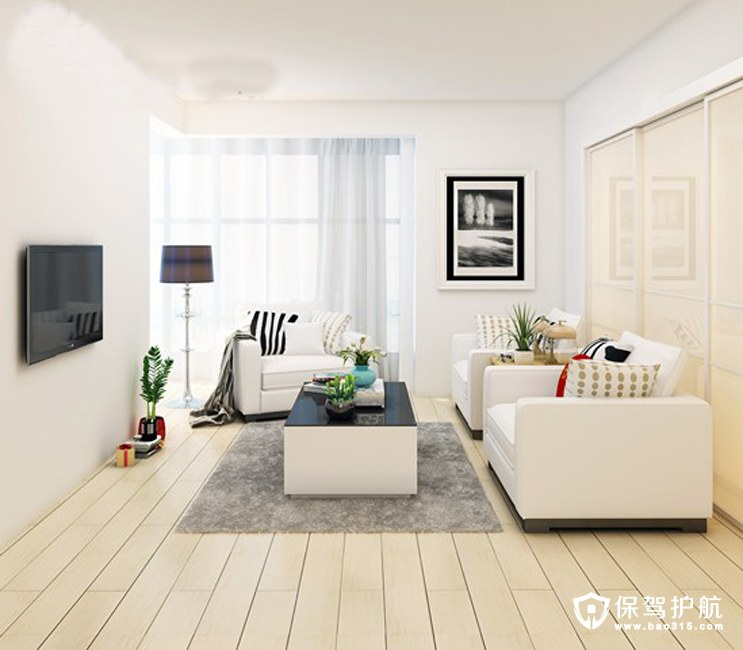 房子客厅风水禁忌,在装修客厅的时候需要注意什么?