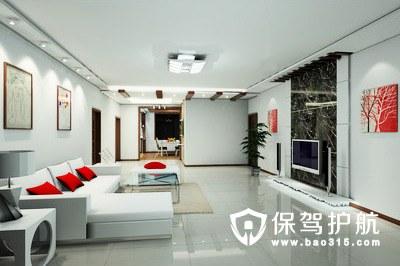 房子客厅风水禁忌有哪些?房屋装修风水效果图你喜欢吗?