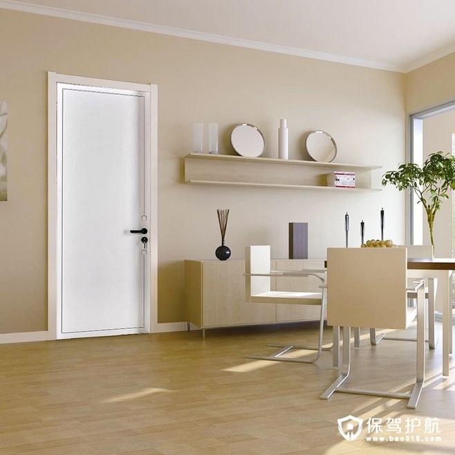 免漆门和烤漆门哪个更好?免漆门和烤漆门的区别请知晓,买门不纠结!