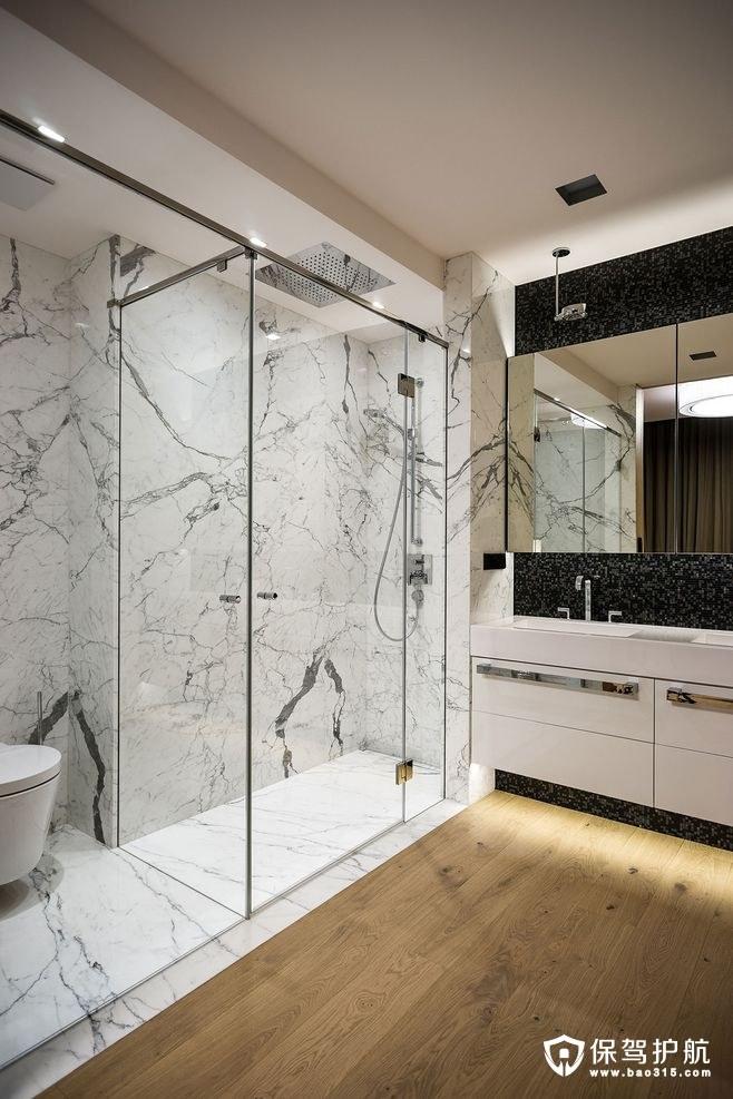 淋浴房的玻璃怎样清洗