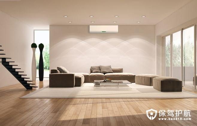 客厅空调安装位置讲究  空调安装注意事项,疏忽了影响生活...