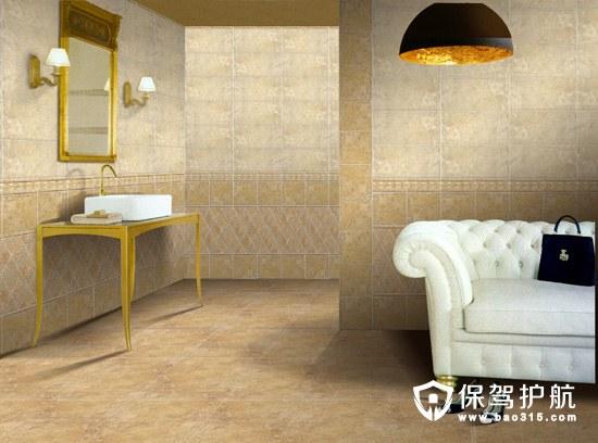 墙砖和地砖的区别是什么?墙砖可以当做地砖吗?