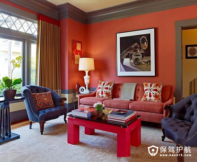 客廳裝修注意事項,客廳背景墻、吊頂都需要注意!