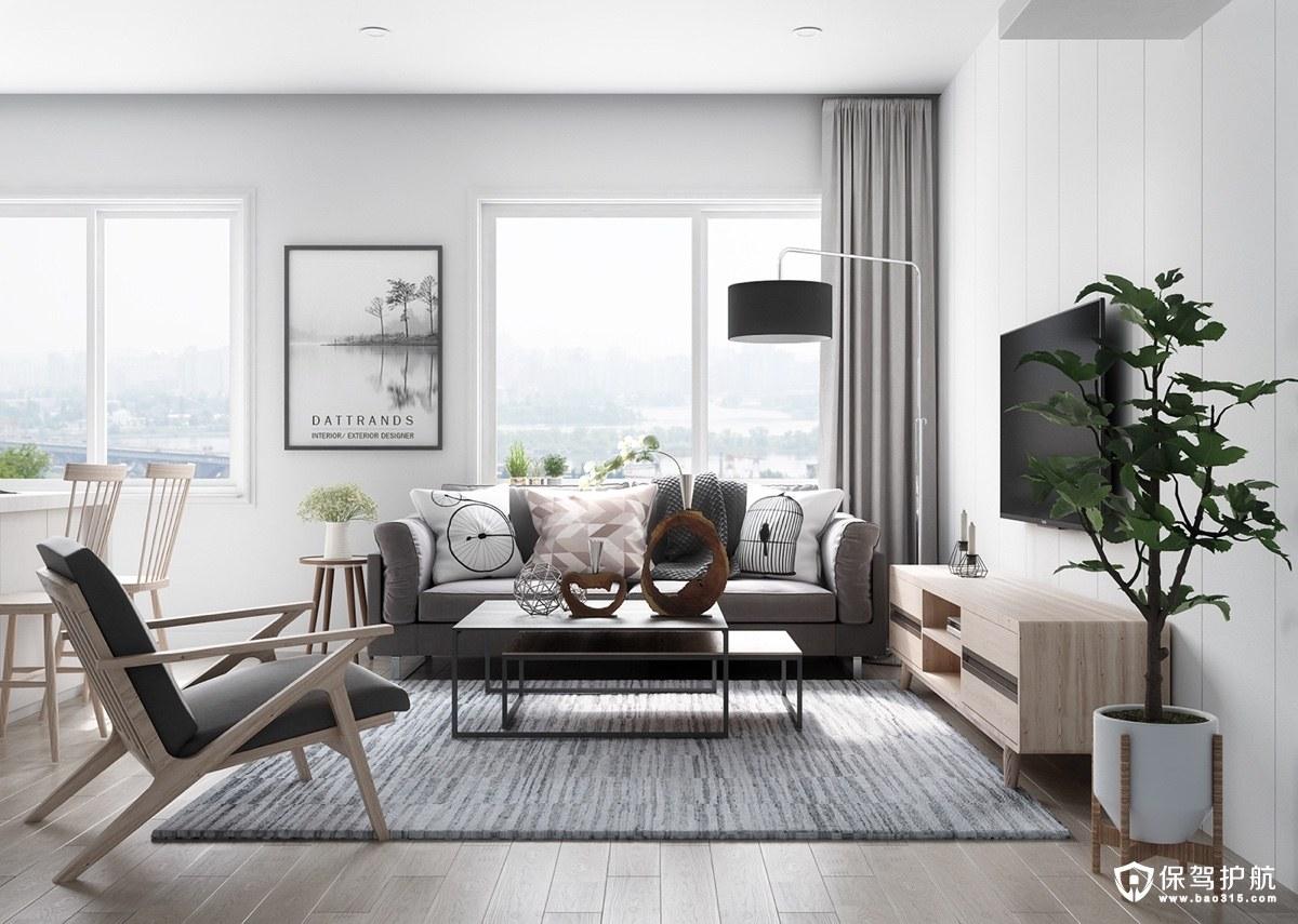 室内设计 北欧风格装修,让生活焕然一新!(下)