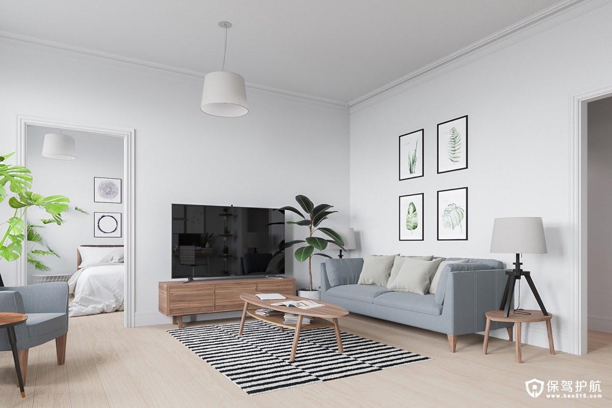室内设计 北欧风格装修,让生活焕然一新!(上)