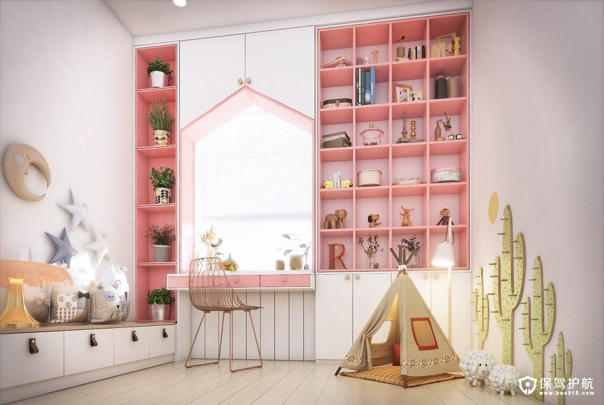 儿童房装修 7间儿童房装修案例,帮助你为孩子设计一间漂亮的房间!(上)