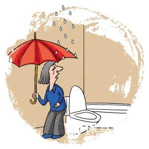 卫生间漏水了怎么办?卫生间防水补漏措施