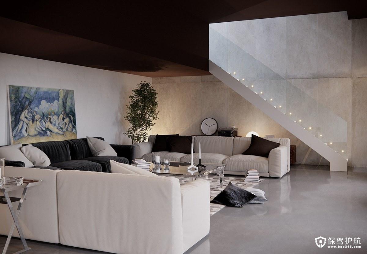客厅装修 6间现代趋势的客厅装修,给你灵感!(下)