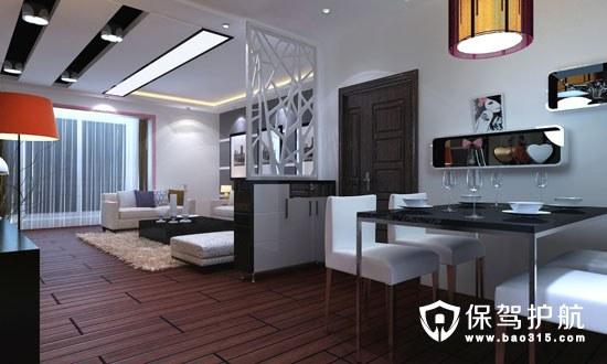 客厅与餐厅隔断设计,让你的房子更宽敞美观!