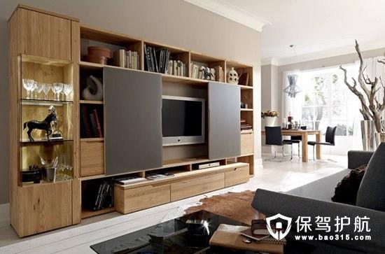 电视墙如何装修?客厅电视墙装修设计