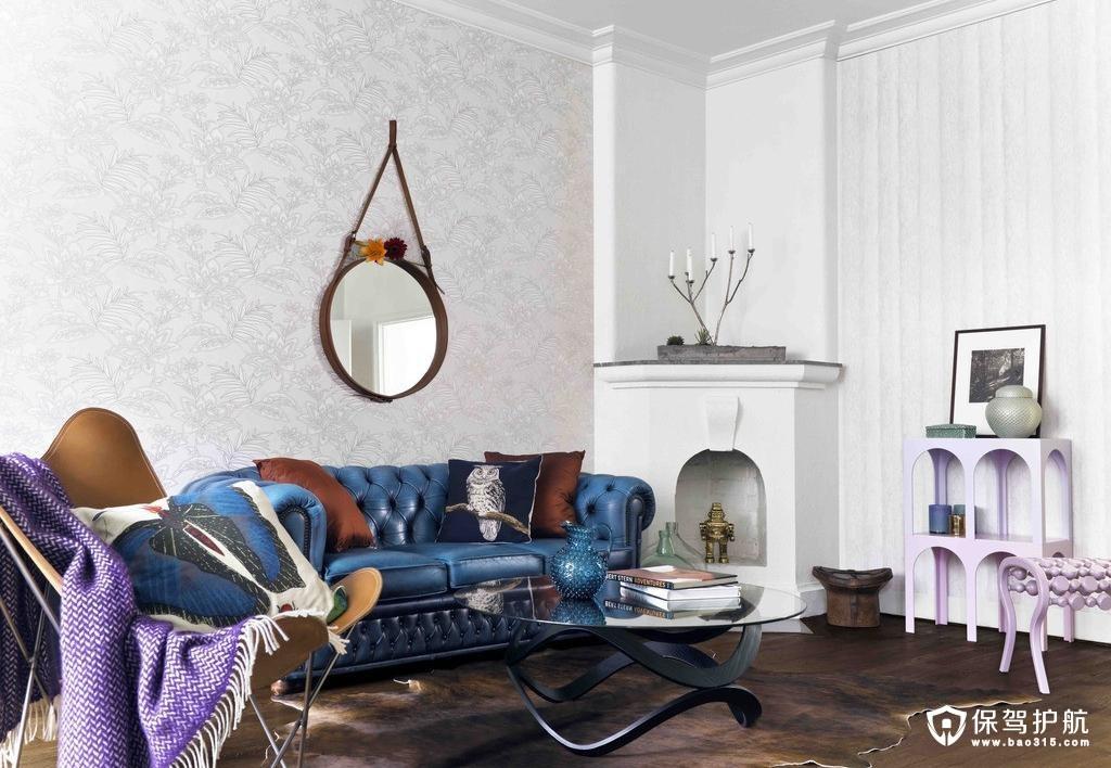 客厅贴壁纸好吗?客厅壁纸搭配有哪些技巧