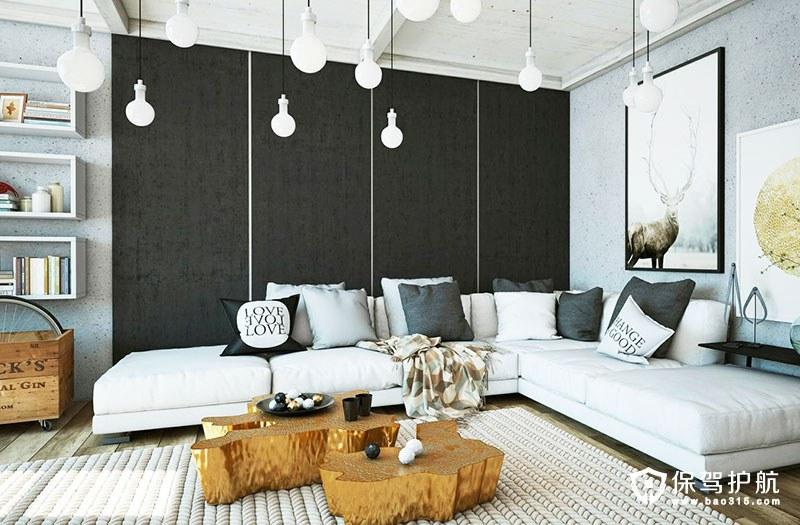 現代客廳燈具大全,客廳燈具怎么挑選?
