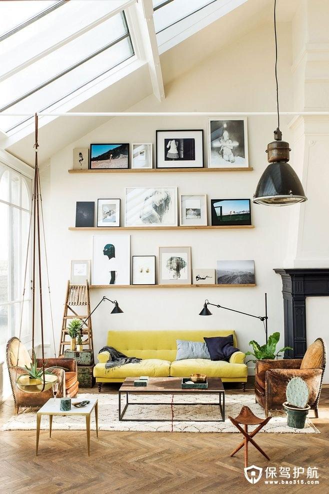 客廳裝飾畫作用有哪些呢?客廳裝飾畫主題怎么定?