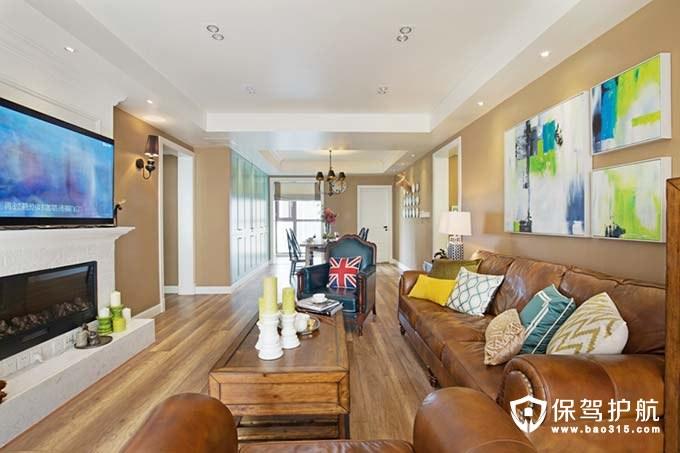 别墅客厅装修技巧,轻奢豪华客厅装修效果图