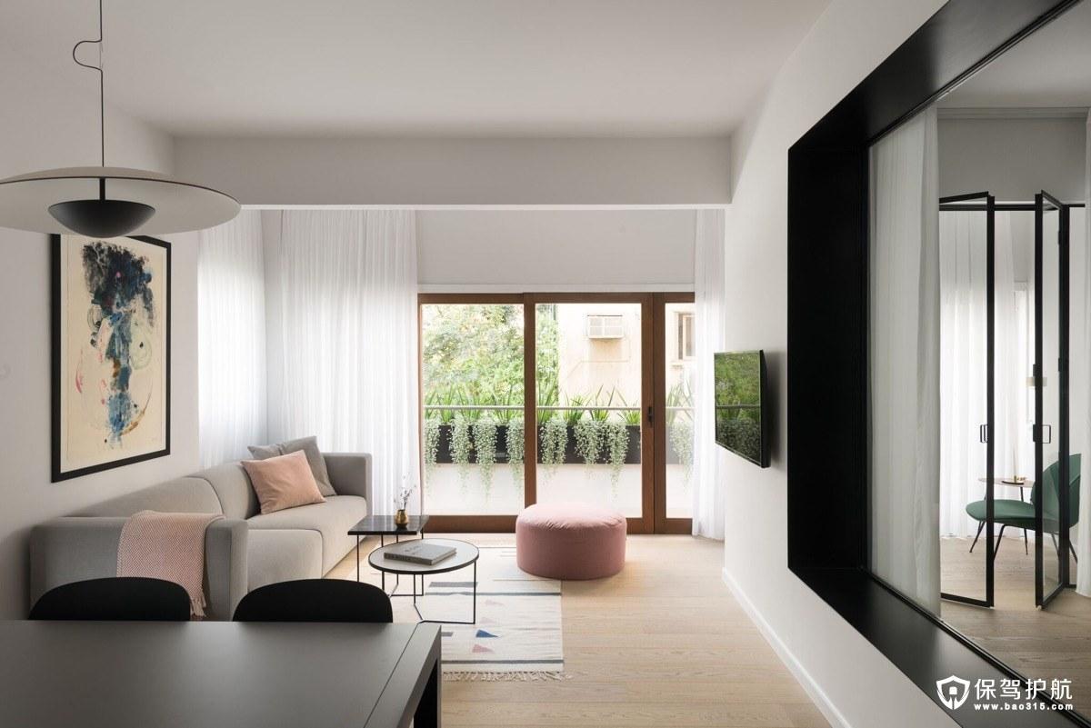 家居装饰 现代家居中注入90年代家居风格,你喜欢吗?